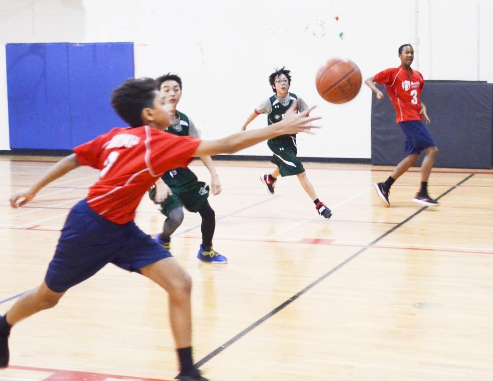 20180122_U14 Boys Basketball New Season