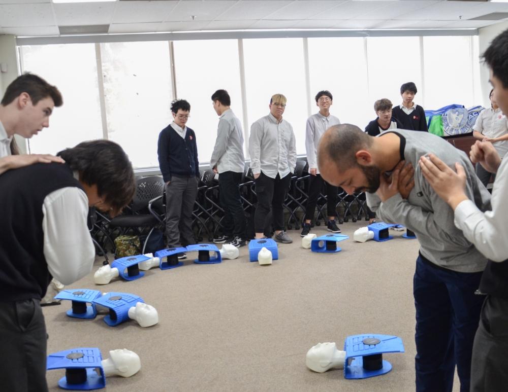 20180208_CPR Training
